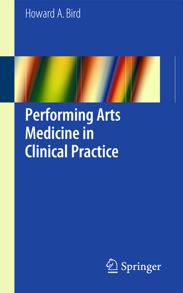 Performing Arts Medicine in Clinical Practice - Coverbild