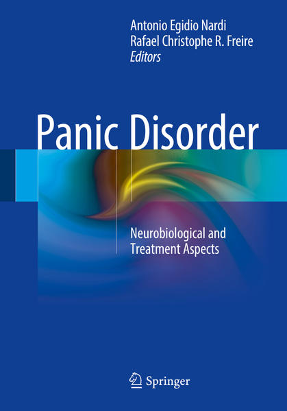 Panic Disorder - Coverbild