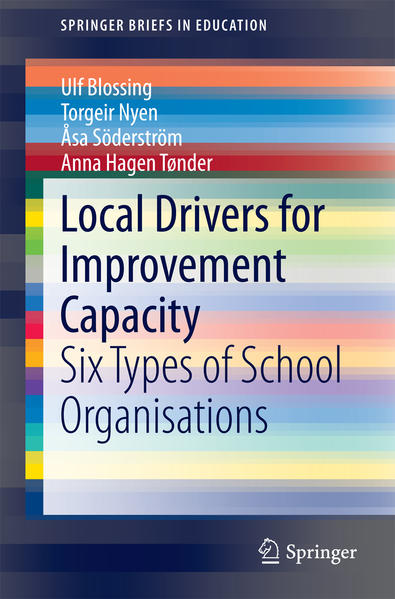 Local Drivers for Improvement Capacity - Coverbild