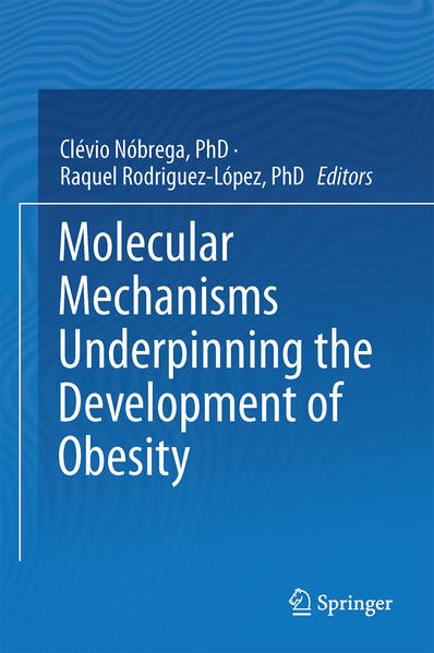 Molecular Mechanisms Underpinning the Development of Obesity - Coverbild