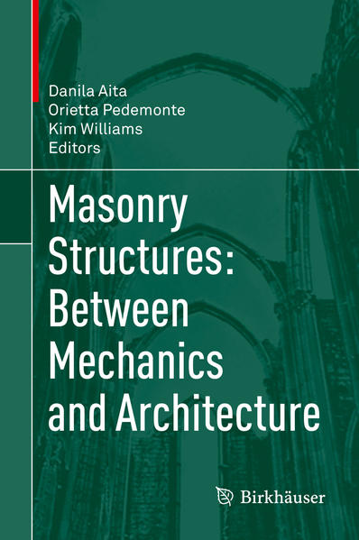 Masonry Structures: Between Mechanics and Architecture - Coverbild