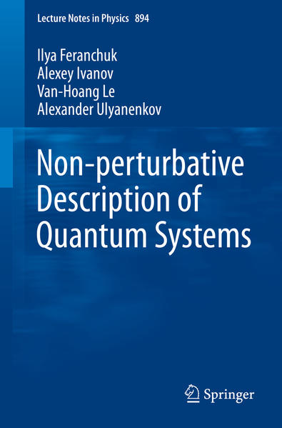 Non-perturbative Description of Quantum Systems - Coverbild