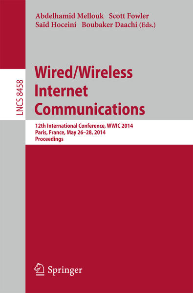 Wired/Wireless Internet Communications - Coverbild