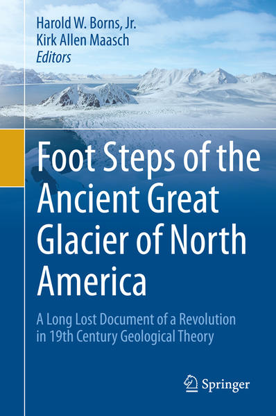 Foot Steps of the Ancient Great Glacier of North America - Coverbild