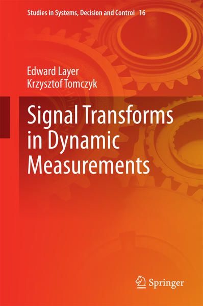 Signal Transforms in Dynamic Measurements - Coverbild