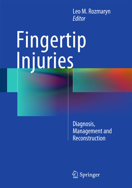 Fingertip Injuries - Coverbild