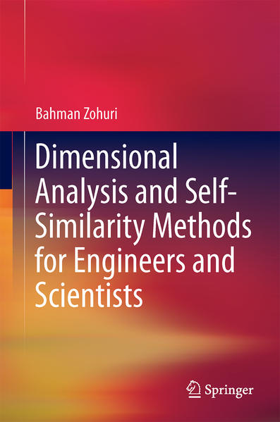 Dimensional Analysis and Self-Similarity Methods for Engineers and Scientists - Coverbild