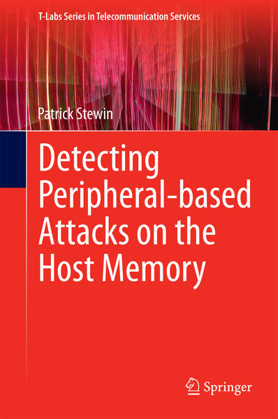 Detecting Peripheral-based Attacks on the Host Memory - Coverbild