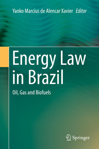 Energy Law in Brazil - Coverbild