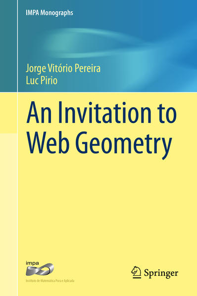 An Invitation to Web Geometry - Coverbild
