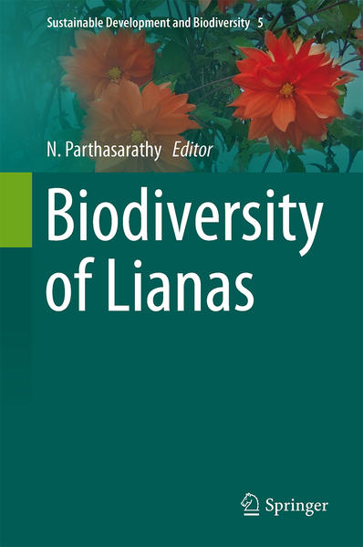 Biodiversity of Lianas - Coverbild