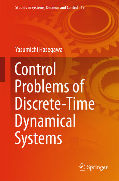 Control Problems of Discrete-Time Dynamical Systems - Coverbild
