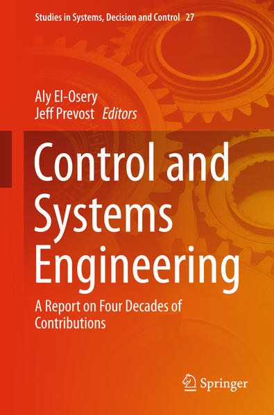 Control and Systems Engineering - Coverbild