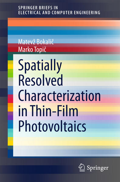 Spatially Resolved Characterization in Thin-Film Photovoltaics - Coverbild