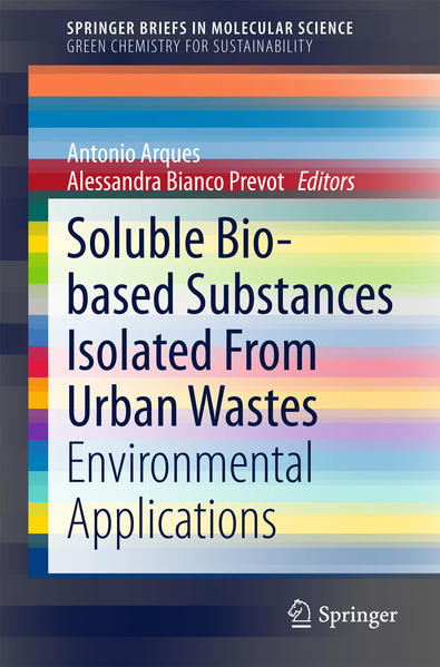 Soluble Bio-based Substances Isolated From Urban Wastes - Coverbild
