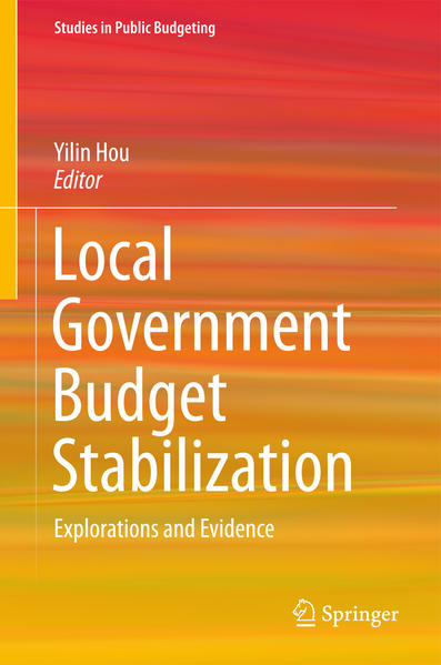 Local Government Budget Stabilization - Coverbild