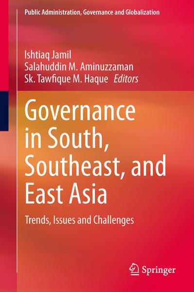 Governance in South, Southeast, and East Asia - Coverbild