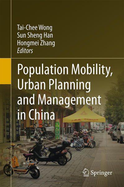Population Mobility, Urban Planning and Management in China - Coverbild