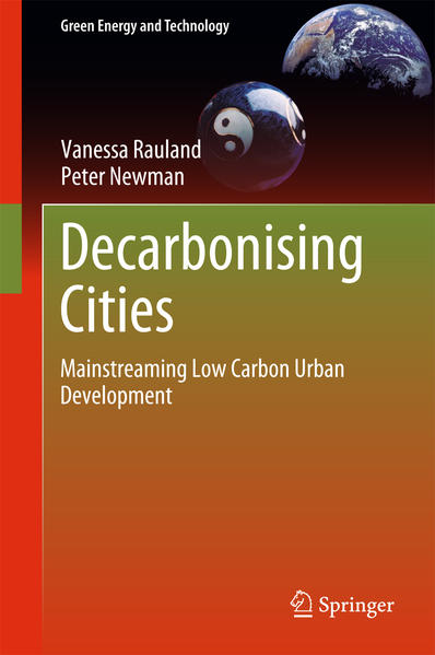 Decarbonising Cities - Coverbild