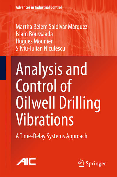 Analysis and Control of Oilwell Drilling Vibrations - Coverbild