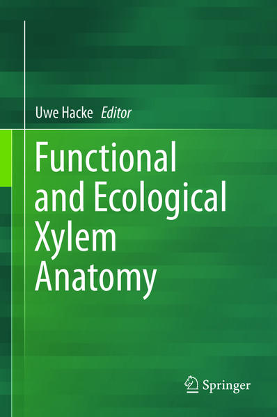 Functional and Ecological Xylem Anatomy - Coverbild