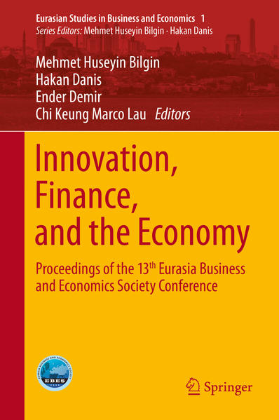 Innovation, Finance, and the Economy - Coverbild