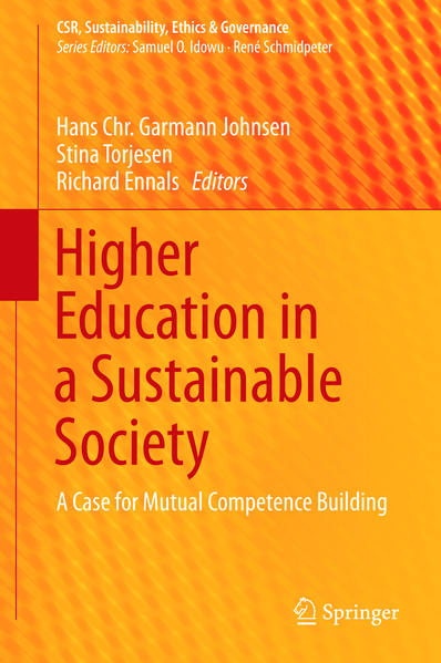 Higher Education in a Sustainable Society - Coverbild