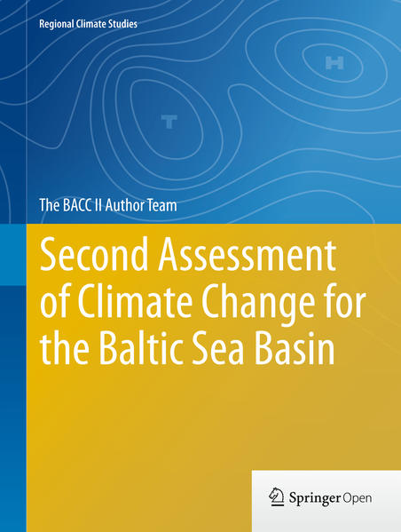 Second Assessment of Climate Change for the Baltic Sea Basin - Coverbild