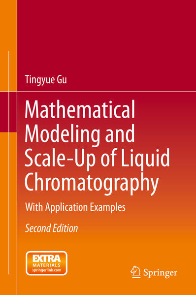 Mathematical Modeling and Scale-Up of Liquid Chromatography - Coverbild