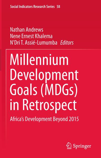 Millennium Development Goals von Nathan Andrews PDF Download