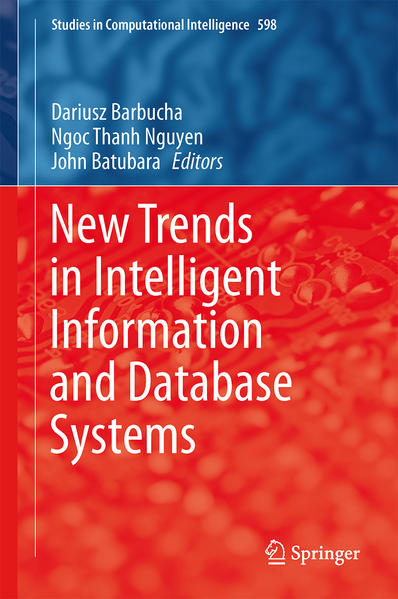 New Trends in Intelligent Information and Database Systems - Coverbild
