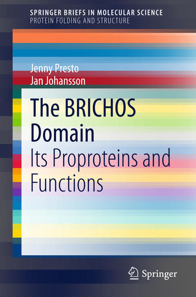The BRICHOS Domain - Coverbild