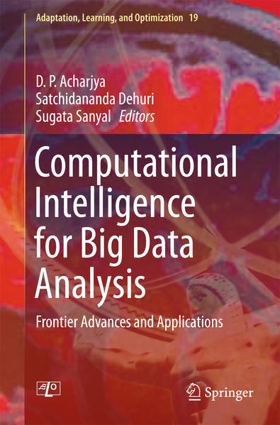 Computational Intelligence for Big Data Analysis - Coverbild