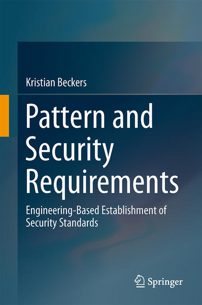 Pattern and Security Requirements - Coverbild