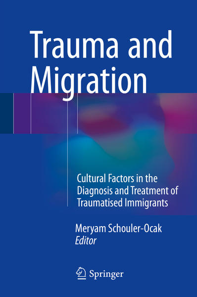 Trauma and Migration - Coverbild