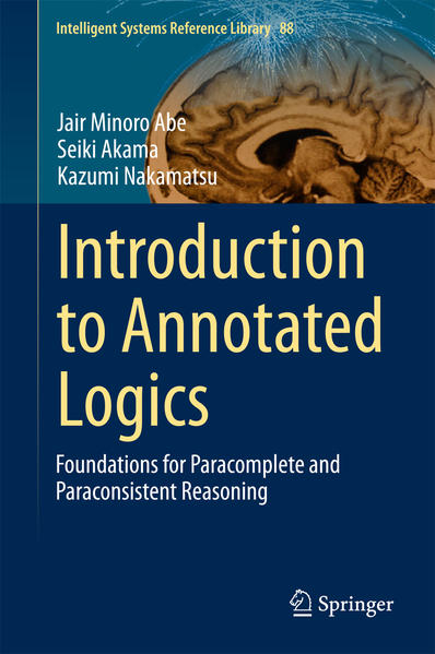 Introduction to Annotated Logics - Coverbild