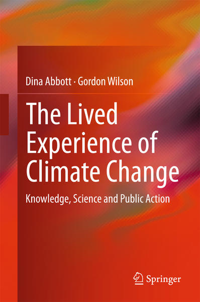 The Lived Experience of Climate Change - Coverbild