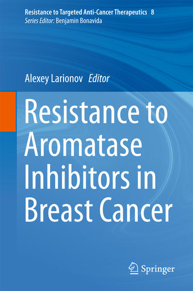 Resistance to Aromatase Inhibitors in Breast Cancer - Coverbild