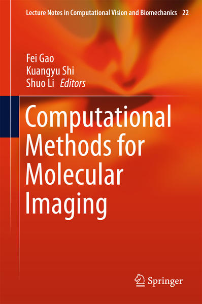 Computational Methods for Molecular Imaging - Coverbild