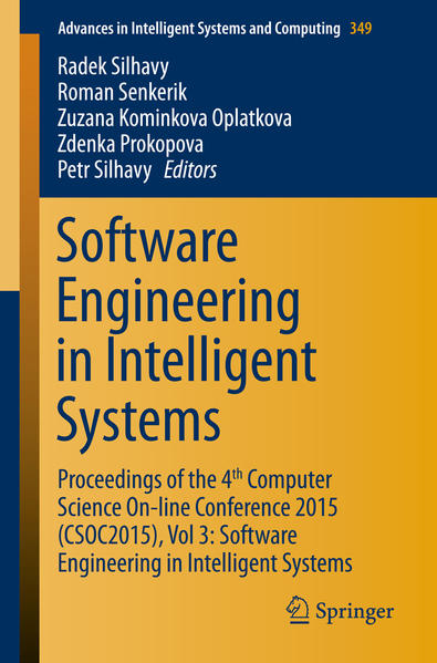 Software Engineering in Intelligent Systems - Coverbild