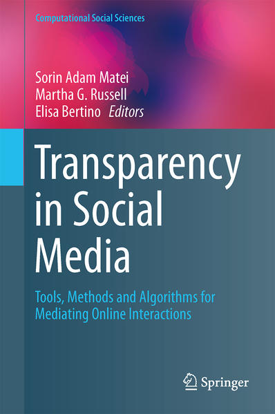 Transparency in Social Media - Coverbild