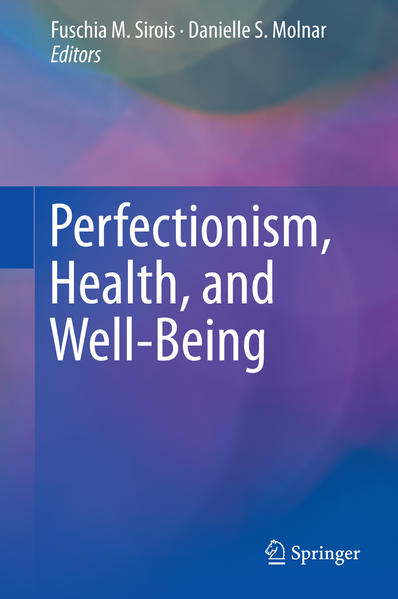 Perfectionism, Health, and Well-Being - Coverbild