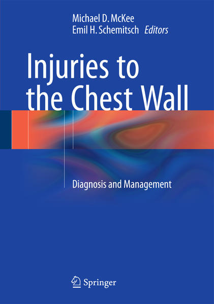Injuries to the Chest Wall - Coverbild