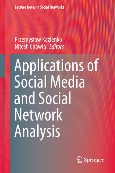 Applications of Social Media and Social Network Analysis - Coverbild