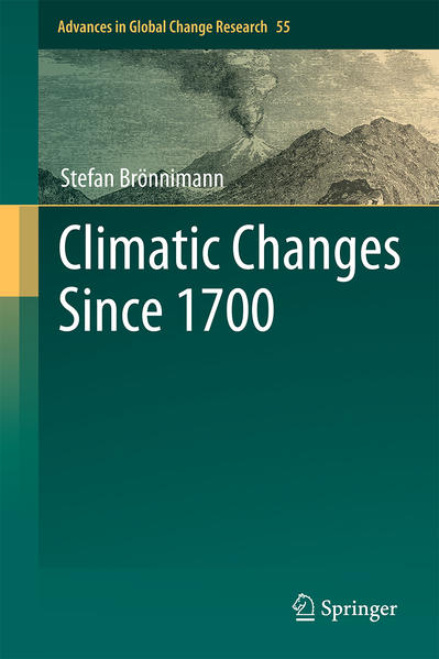 Climatic Changes Since 1700 - Coverbild