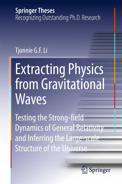 Extracting Physics from Gravitational Waves - Coverbild