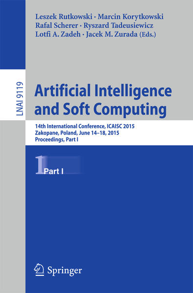 Artificial Intelligence and Soft Computing - Coverbild