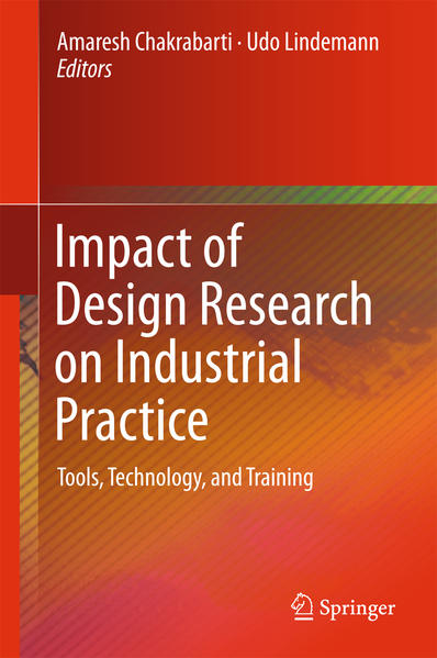 Impact of Design Research on Industrial Practice - Coverbild