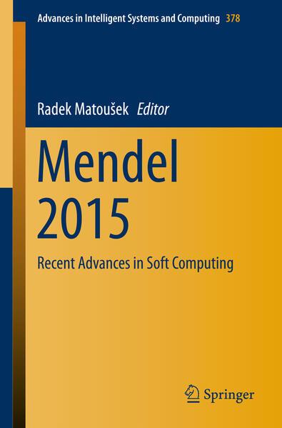 Mendel 2015 - Coverbild
