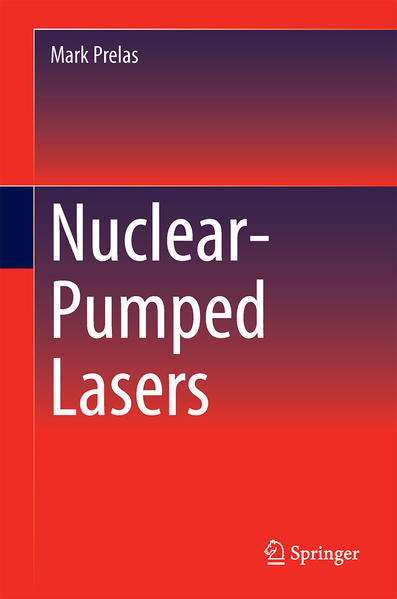 Nuclear-Pumped Lasers - Coverbild